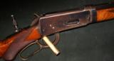 WINCHESTER EXTREMELY RARE 1894 DELUXE TAKEDOWN SHORT RIFLE, 30/30 - 1 of 5