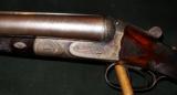 CHARLES DALY/HAL LINDNER DIAMOND GRADE BOXLOCK 12GA SHOTGUN, 1898 MFG DATE - 2 of 5