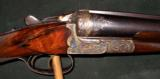 GUILD DELUXE SCALLOPED BOXLOCK 12GA SHOTGUN - 1 of 5