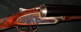 J. PURDEY & SONS BEST QUALITY SIDELOCK 12GA S/S SHOTGUN, 2 BBL SET