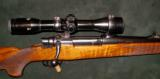 CONTINENTAL ARMS CORP CUSTOM FN MAUSER 8 X 68S RIFLE - 1 of 5