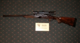 HARALD WOLF HOLLAND & HOLLAND STYLE SIDELOCK 416 RIGBY DBL RIFLE - 5 of 5