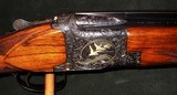BROWNING MIDAS GRADE LIGHTENING BROADWAY TRAP 12GA O/U