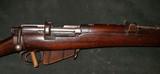 ENFIELD RIFLE BY LSA & CO., SMT 22 IV SINGLE SHOT, 22 LR