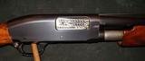 REMINGTON MODEL 31 TC 12GA PUMP TRAP GUN