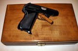 HARRINGTON & RICHARDS, SPECIAL EDITION HECKLER & KOCH HK4, 100TH ANNIVERSARY COMMERATIVE 1971 GOLD PLATE, 22 CAL & 9MM