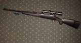 WINCHESTER, 70 CLASSIC SUPER EXPRESS CUSTOM 458 WIN MAG RIFLE - 5 of 5