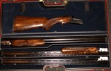 PERAZZI MX8 20 3 GUAGE SET- 20GA, 28GA & 410GA- MATCHING NUMBERS - 5 of 6
