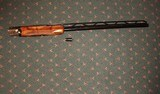 "PERAZZI MX14 UNSINGLE 33 1/2"" TRAP BBL & FOREND WITH 2 FACTORY CHOKES"