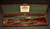 JOHN MANTON, DOVER STREET LONDON, 1830 SINGLE SHOT FISHTAIL HAMMER PERCUSSION LIVE PIGEON 12 BORE