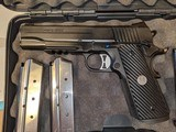 SIG SAUER 1911 TACOPS 10MM NEW IN BOX WITH 4 SIG MAGAZINES - 3 of 5