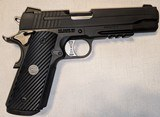 SIG SAUER 1911 TACOPS 10MM NEW IN BOX WITH 4 SIG MAGAZINES