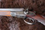 Nice Belgian Copy of Remington Hammer SXS, 12ga, Strong original condition
