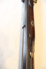 S. Sutherland (Richmond VA.) Percussion rifle built for W. C. Archer of Richmond - 11 of 20