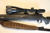 Vanguard by Weatherby 7mm Rem Mag w/ Bushnell Banner 6-18 wide angle scope (duplex reticle) - 5 of 10