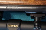 Rare Remington 722,222 Rem Mag Custom Shop Deluxe with hinged floor plate - 17 of 17