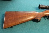 Rare Remington 722,222 Rem Mag Custom Shop Deluxe with hinged floor plate - 4 of 17