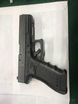 Glock g22 pistol