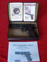 Colt Super .38 Auto with Box from 1948 - 4 of 20