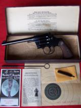 "Colt Camp Perry 8"" in the Box as New with lots of extras.