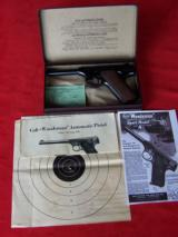Colt 1st Model Woodsman Sport in Box with paperwork 99% Condition - 19 of 20