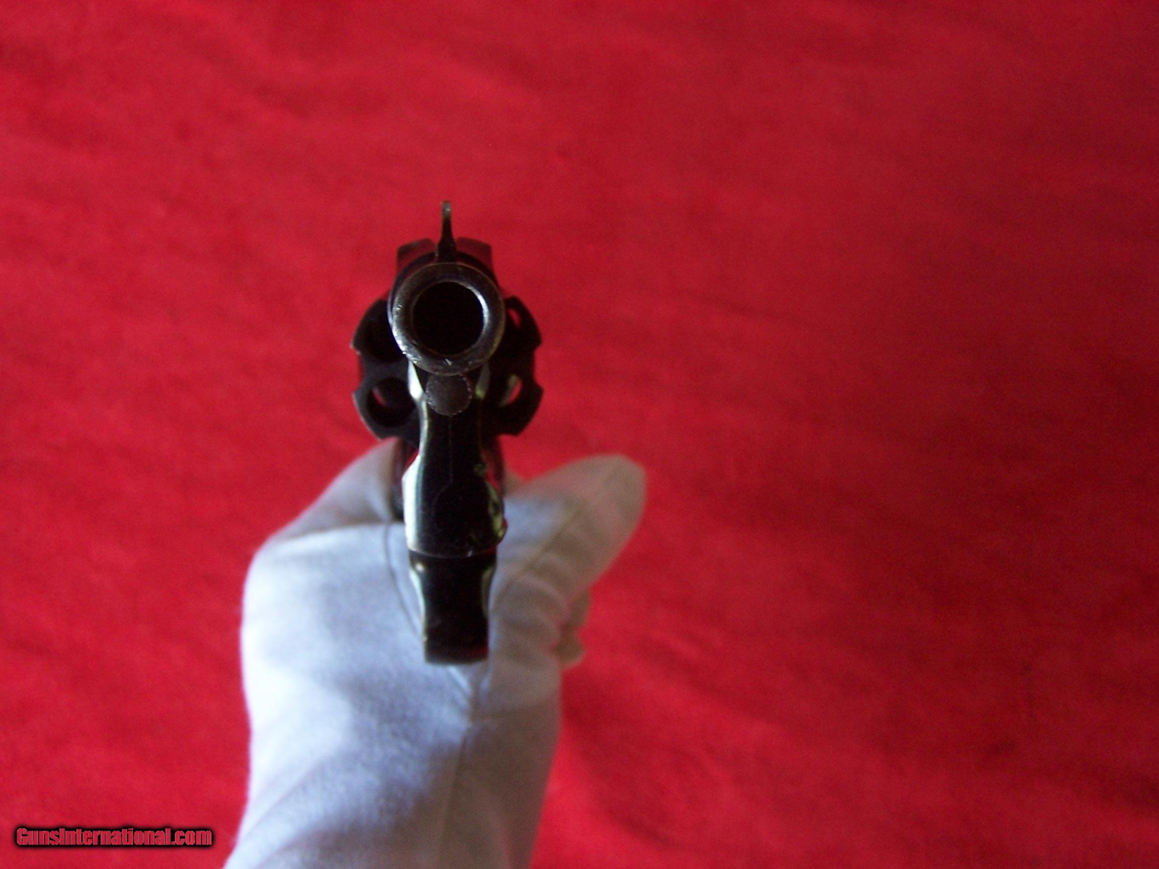 """Colt Pocket Positive  32 with a 2 1/2"""" Barrel from 1912"""