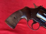 Colt Officers Model Target .22 with Sanderson Grips - 10 of 20