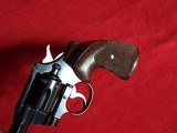 Colt Officers Model Target .22 with Sanderson Grips - 7 of 20