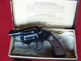 Colt Detective Special .38 in Original Box from 1934 - 3 of 20