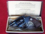 Colt Detective Special .38 in Original Box from 1934 - 18 of 20