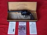 Colt New Service .45 Caliber 99+% in Box