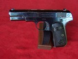 Colt 1903 Auto Early Type I Model High Polish Chambered in .32 Caliber