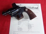 Colt 1st Model Detective Special .38 shipped to the OSS in 1944 During WWII
