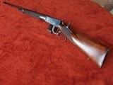 Winchester Model 55 Deluxe (RARE) Takedown in .30 WCF.