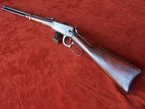 Winchester Model 94 SRC chambered in the very desirable 25-35 caliber. Made in 1908.