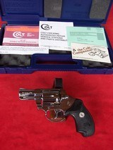 Colt Special Lady Revolver .38 Special, Bright Stainless Finish,