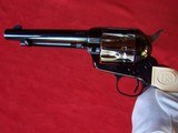 """USFA 12/22 SAA 5 1/2"""" Revolver with Nickel Cylinder & White HR Grips - 8 of 20"""