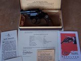 """Very Rare Colt 2"""" Pocket Positive .32 in the Box with Letter - 18 of 20"""