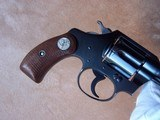 """Very Rare Colt 2"""" Pocket Positive .32 in the Box with Letter - 13 of 20"""