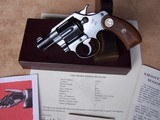 """Very Rare Colt 2"""" Pocket Positive .32 in the Box with Letter - 1 of 20"""