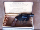 """Very Rare Colt 2"""" Pocket Positive .32 in the Box with Letter - 12 of 20"""