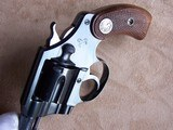 """Very Rare Colt 2"""" Pocket Positive .32 in the Box with Letter - 8 of 20"""