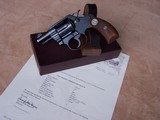 """Very Rare Colt 2"""" Pocket Positive .32 in the Box with Letter - 10 of 20"""