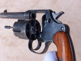 Colt 1909 Army New Service Revolver .45 Colt - 12 of 20