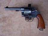 Colt 1909 Army New Service Revolver .45 Colt - 1 of 20