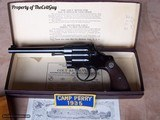 """Colt Camp Perry 8"""" in the Box as New with lots of Extras - 7 of 20"""