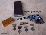 """Colt Camp Perry 8"""" in the Box as New with lots of Extras - 11 of 20"""