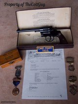 """Colt Camp Perry 8"""" in the Box as New with lots of Extras - 9 of 20"""
