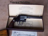 """Colt Camp Perry 8"""" in the Box as New with lots of Extras - 17 of 20"""