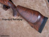 Colt Sauer .300 Weatherby Magnum with Fiberglass Stock & Redfield 4 X 12 Scope - 10 of 20